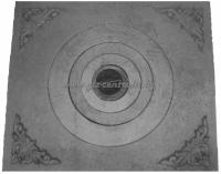Плита под казан Н14 700х600х20 мм, 32,9 кг