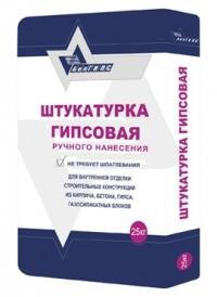 Купить защитно-отделочную штукатурку (+ шпатлевка), 25кг