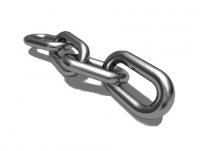 Купить цепь круглозвенную А1 14х80