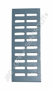 Решетка водоотводная 0009-6792, 500х195х35, масса 6,02 кг