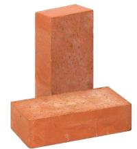 Кирпич керамический полнотелый рядовой КРО-250 250х120х65