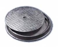 "Канализационный люк для кабельных телефонных колодцев тип ""Л"", корпус 780х80, крышка 686х65, стальная крышка S=2 мм"