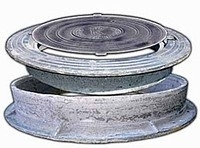 Люк плавающий Т С250 К-1-60 - 25 т, корпус 850x170, кольцо 755x200, крышка 645x53