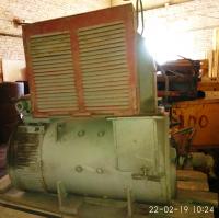 Продается двигатель постоянного тока для привода станков