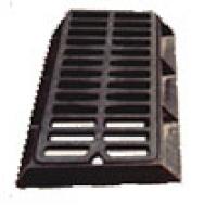 Дождеприемник ДБ-2 (В125) 2-36х77-108 кг, решетка 400х805, корпус 570х915