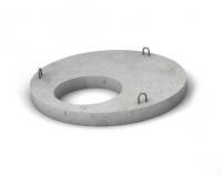 Купить плиты перекрытий колодцев 1ПП15-2м