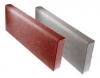 Купить камень бортовой 1000х200х80 красный
