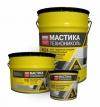Мастика битумно-полимерная МКТН,ТЕХНОНИКОЛЬ, тара 50 кг