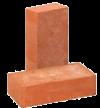 Кирпич керамический полнотелый рядовой КРО-200 250х120х65
